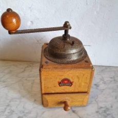 Antigüedades: MOLINILLO DE CAFÉ ANTIGUO . Lote 182739268