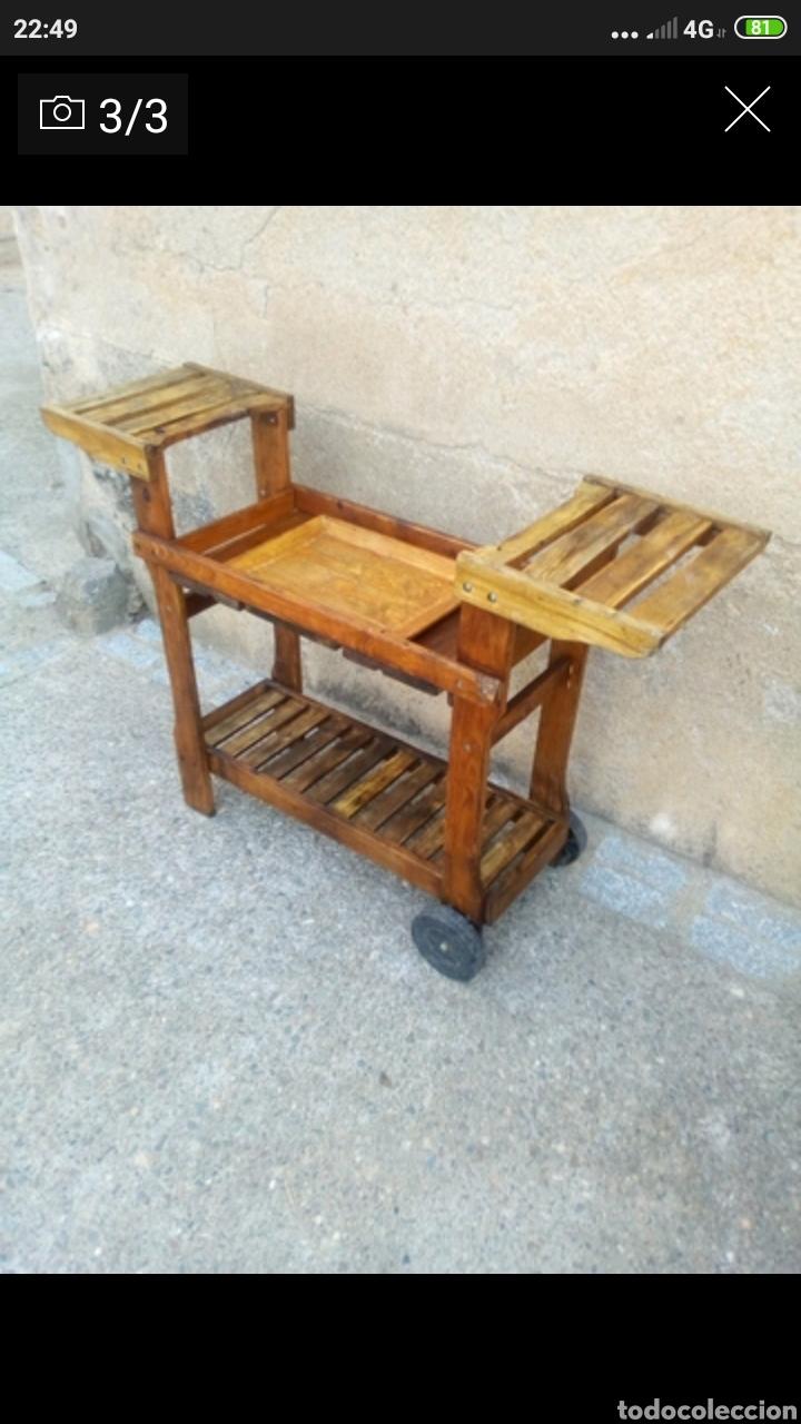 Antigüedades: Servidor antiguo. - Foto 2 - 182786913