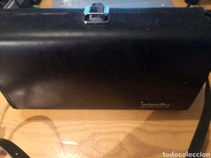 Antigüedades: Cámara súper 8 Minolta autopak 8 D6 - Foto 8 - 182867835