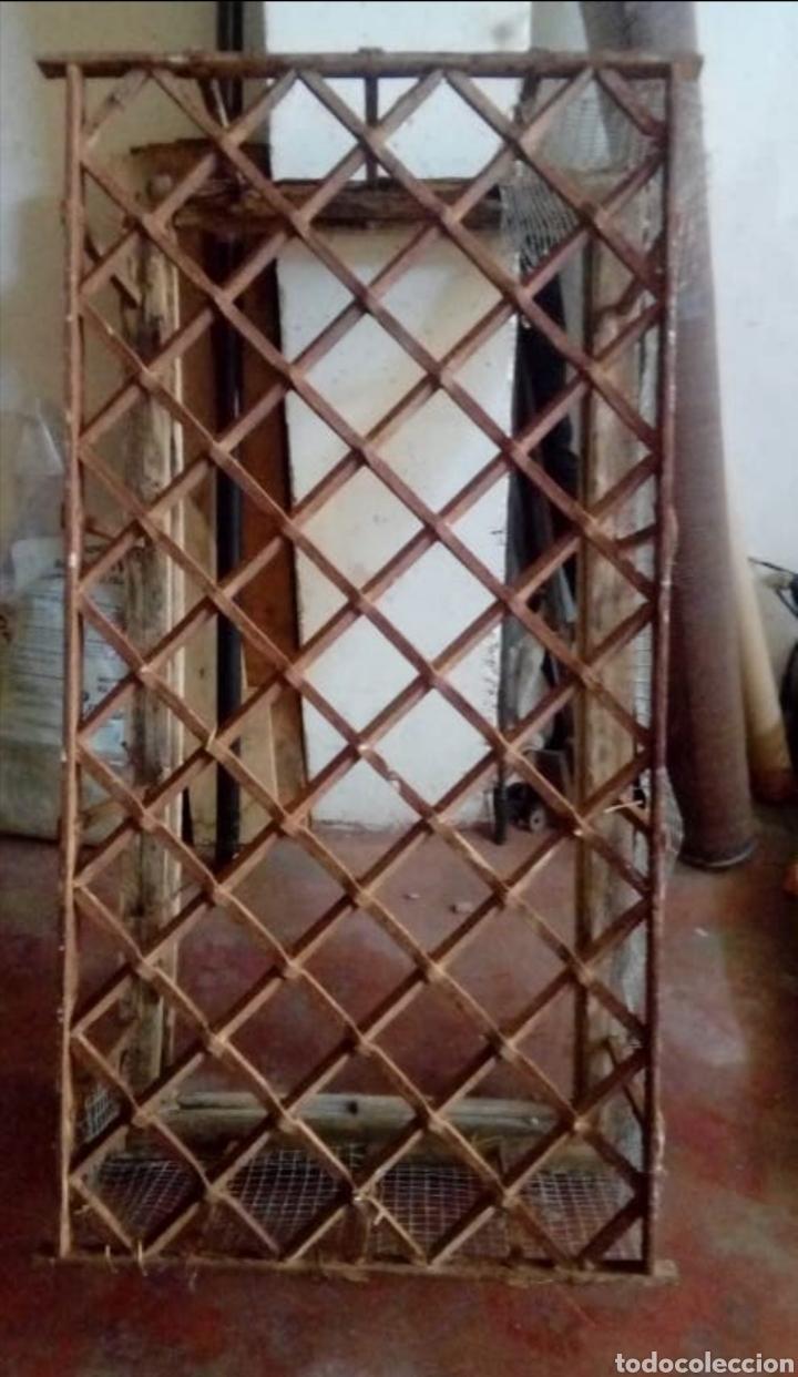 REJA DEL SIGLO XVI (Antigüedades - Técnicas - Cerrajería y Forja - Forjas Antiguas)