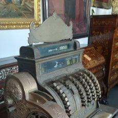 Antigüedades: CAJA REGISTRADORA MAQUINA REGISTRADORA NATIONAL. Lote 182985873