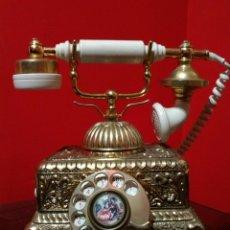 Teléfonos: PRECIOSO TELÉFONO DE SOBREMESA.VINTAGE. FRAGONARD.. Lote 183059135