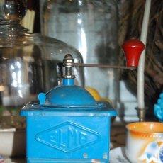 Antigüedades: ANTIGUO MOLINILLO DE CAFÉ ELMA. Lote 183081026