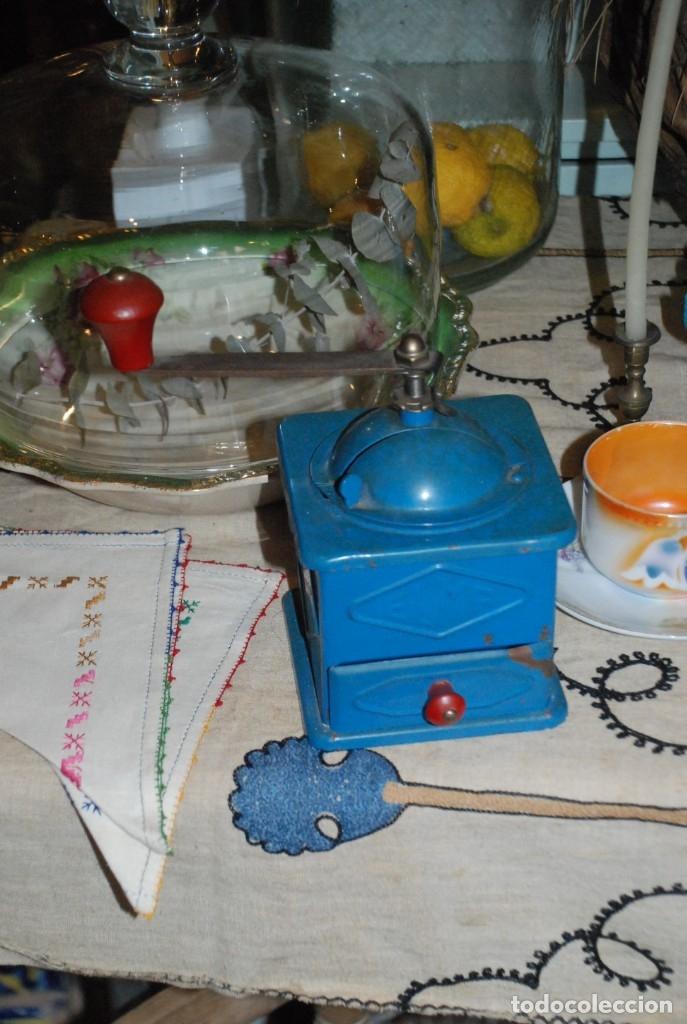 Antigüedades: ANTIGUO MOLINILLO DE CAFÉ ELMA - Foto 6 - 183081026