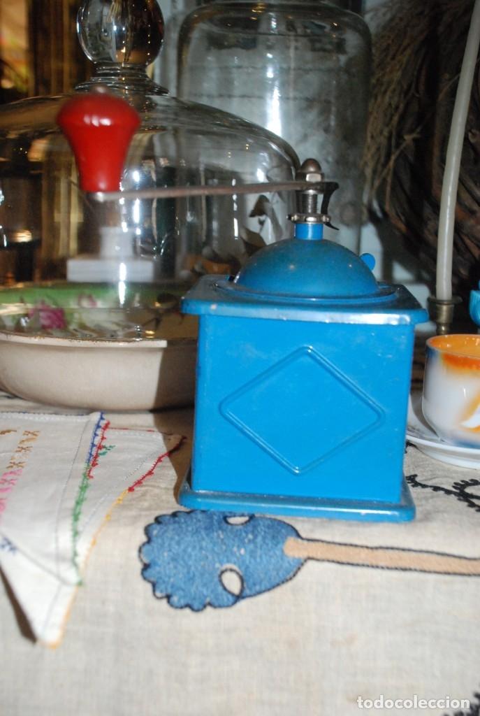Antigüedades: ANTIGUO MOLINILLO DE CAFÉ ELMA - Foto 7 - 183081026