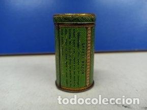 Antigüedades: IMPRESIONANTE MAQUINILLA DE AFEITAR SAFETY RAZOR EN CAJA METALICA ORIGINAL - Foto 6 - 183175050