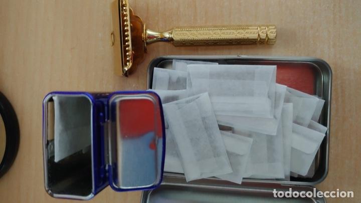 Antigüedades: maquinilla de afeitar gem - Foto 4 - 183210948