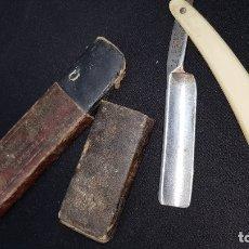 Antigüedades: NAVAJA BEIER 14 MODELO XXXX ACERO EN CAJA ANTIGUA. Lote 183263122