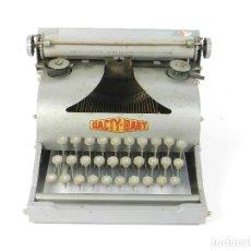 Antigüedades: MAQUINA DE ESCRIBIR DACTY BABY AÑO 1950 TYPEWRITER SCRHEIBMASCHINE. Lote 183268138