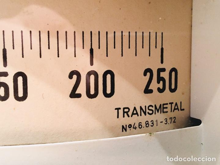 Antigüedades: APARATO MEDIDOR DE TEMPERATURA TRANSMETAL INSTRUMENTO ELÉCTRICO TERMÓMETRO - Foto 3 - 183293642