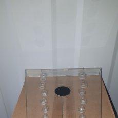 Antigüedades: ANTIGUO EXPOSITOR PARA PUPAS WALTEX AÑOS 70. Lote 183368203