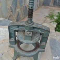 Antigüedades: HERRAMIENTA ,VALVULA PUENTE BORJA 80 . Lote 183398480