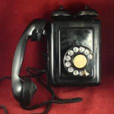 Teléfonos: ANTIGUO TELÉFONO ESPAÑOL, DE METAL 5509B, DE STANDARD ELÉCTRICA, PARA LA CTNE. Lote 183470913