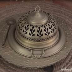 Antigüedades: BRASERO. Lote 183474946