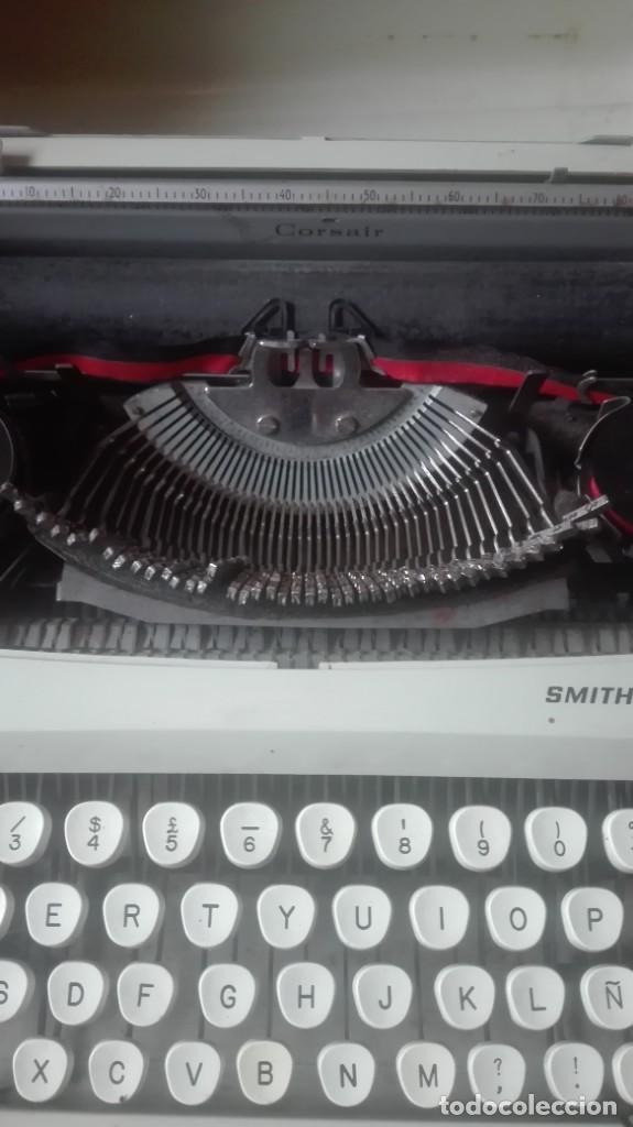 Antigüedades: Máquina de escribir Smith corona - Foto 2 - 183564306