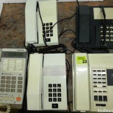 Teléfonos: LOTE 5 TELÉFONOS VINTAGE. VER MODELOS EN LA DESCRIPCIÓN.. Lote 183598467