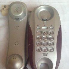 Teléfonos: TELEFONO GONDOLA TELECOM ESPAÑA AÑOS 80 (SOBREMESA Y PARED). Lote 183616873