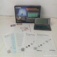 Antigüedades: CALCULADORA. COMPUTADORA DE BOLSILLO. PDA. CASIO BUSINES NAVIGATOR 2 MB BN-20. JAPÓN. AÑO 1997.. Lote 183644740