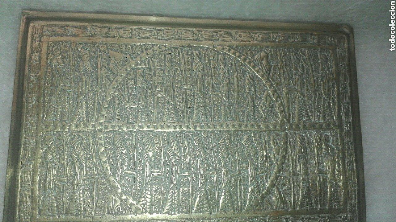 Antigüedades: ANTIGUA BALANZA DE PRECISIÓN DE ORIGEN INGLÉS PARA METALES PRECIOSOS. - Foto 5 - 183705906