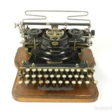 Antigüedades: MAQUINA DE ESCRIBIR HAMMOND MULTIPLEX AÑO 1913 TYPEWRITER SCRHEIBMASCHINE. Lote 183835897