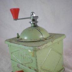 Antigüedades: MOLINILLO DE CAFE ELMA - METAL. Lote 183845906