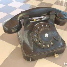 Teléfonos: TELEFONO ANTIGUO BAQUELITA TESLA. Lote 183859053