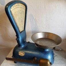 Antigüedades: ANTIGUA BASCULA DE 6 KG. Lote 183919572