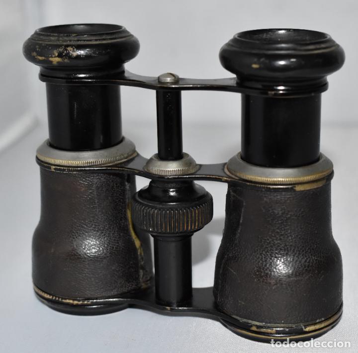 BONITOS PRISMATICOS, BINOCULARES OPERA..ALEMANIA, PRINCIPIO SIGLO XX..BUEN ESTADO..FUNCIONAN.. (Antigüedades - Técnicas - Instrumentos Ópticos - Binoculares Antiguos)