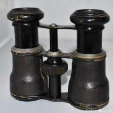 Antigüedades: BONITOS PRISMATICOS, BINOCULARES OPERA..ALEMANIA, PRINCIPIO SIGLO XX..BUEN ESTADO..FUNCIONAN... Lote 183943732