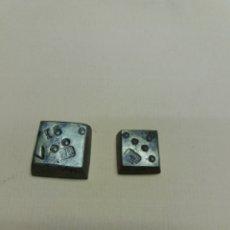 Antigüedades: 2 PONDERALES MARCADOS FR. Lote 184013906