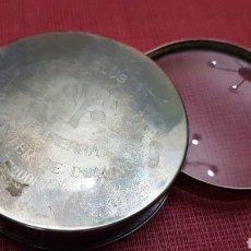 Antigüedades: BONITA LUPA DE MESA DE DESPACHO. Lote 184117173
