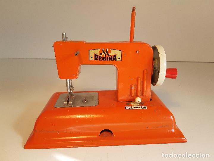 Antigüedades: Maquina de coser, Alemania, años 50/60 - Foto 6 - 184298562