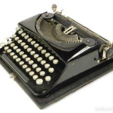 Antigüedades: MAQUINA DE ESCRIBIR TORPEDO AÑO 1931 TYPEWRITER SCREIBMASCHINE. Lote 184348032