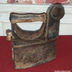 Antigüedades: PLANCHA DE CARBÓN SIGLO XIX - ESPAÑA - U.C.. Lote 184429361