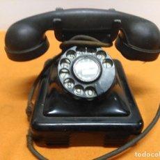 Teléfonos: ANTIGUO TELEFONO BAQUELITA HOLANDES. Lote 184442895