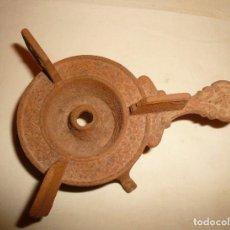 Antigüedades: COCINILLA REDONDA FUNDICION. Lote 184480147