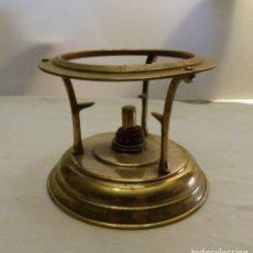 Antigüedades: COCINILLA DE TRÍPODE, PULIDA. Lote 184486793