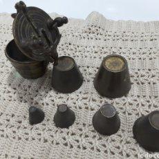 Antigüedades: PONDERAL ANTIGUO. Lote 184579302