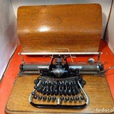 Antigüedades: MÁQUINA DE ESCRIBIR. TYPEWRITER. BLICKENDESFER NÚMERO 7.CARRO 120 ESPACIO. U.S.A. AÑO 1.897.. Lote 184602800