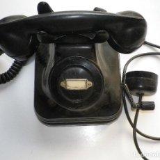 Telefones: ANTIGUO TELÉFONO DE MANIVELA. Lote 184634603