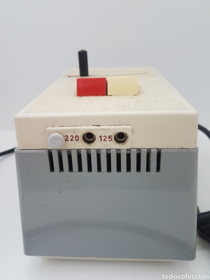Antigüedades: Autotransformador variable 125/220 v . OMECA - Foto 4 - 184688356