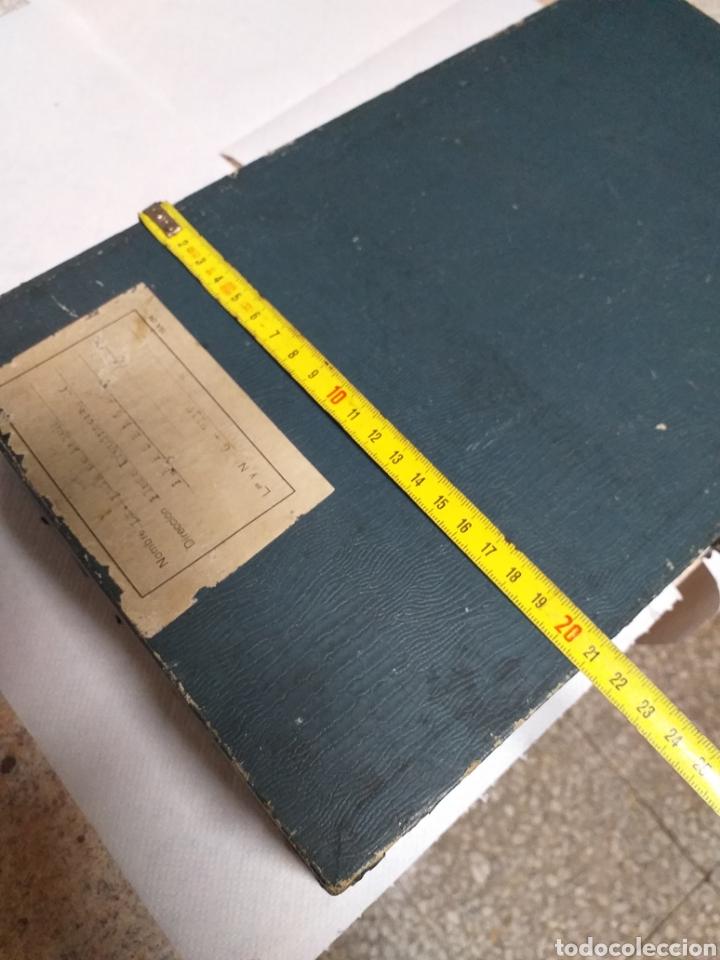 Antigüedades: ANTIGUA CAJA DOCTOR LUIS DE MARCH,EX ALUMNO Y AYUDANTE DEL DR MOURE - Foto 4 - 184719763