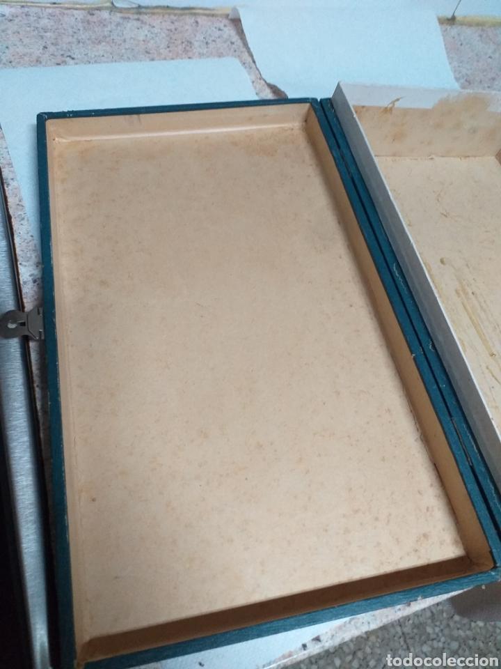 Antigüedades: ANTIGUA CAJA DOCTOR LUIS DE MARCH,EX ALUMNO Y AYUDANTE DEL DR MOURE - Foto 13 - 184719763