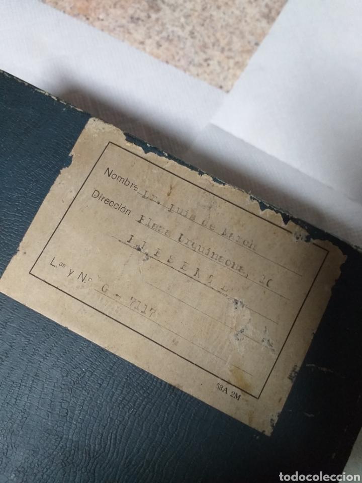 Antigüedades: ANTIGUA CAJA DOCTOR LUIS DE MARCH,EX ALUMNO Y AYUDANTE DEL DR MOURE - Foto 18 - 184719763