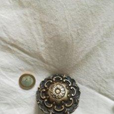 Antigüedades: TIRADOR BRONCE. Lote 184759425