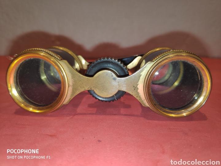 Antigüedades: Impertinentes de teatro Parisinos.XIX en carey - Foto 5 - 184775461
