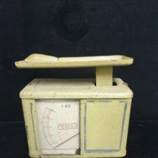 Antigüedades: BALANZA DE COCINA FEMAR. Lote 184912351