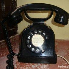 Téléphones: TELEFONO DE BAQUELITA. Lote 185100888