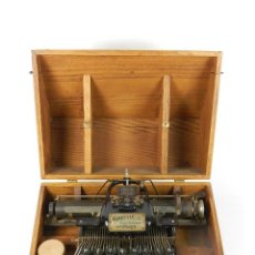 Antigüedades: MAQUINA DE ESCRIBIR DACTYLE Nº5 AÑO 1895 TYPEWRITER SCREIBMASCHINE. Lote 185699367