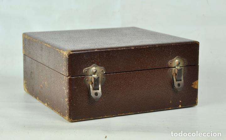 Antigüedades: Máquina taquigrafía Stenotype Grandjean año 49 - Foto 10 - 185709793